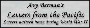 "Visit Avy Berman's ""Letters from the Pacific"" web site"